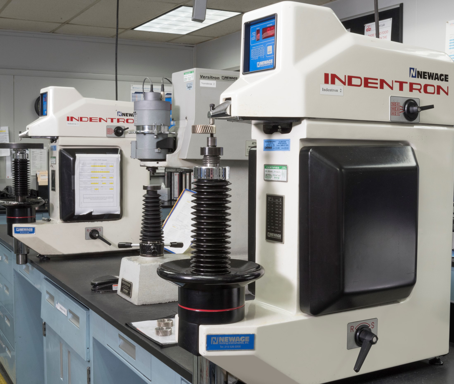 Hardness Tester Indentron